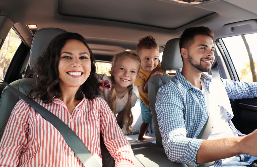 Wybór auta dla rodziny z dziećmi