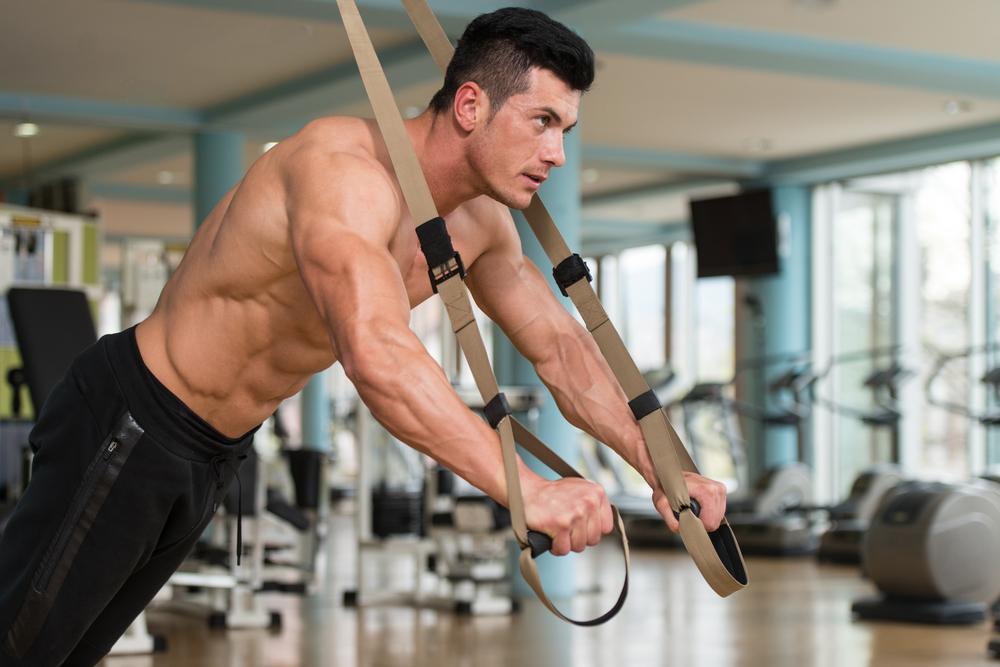 Crossfit popularny sport dla mężczyzn